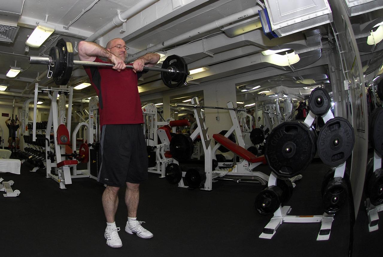 Cvičení ve zralém věku